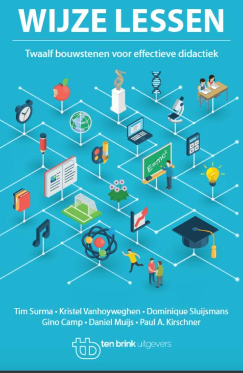 Boek 'Wijze lessen - 12 bouwstenen voor effectieve didactiek'