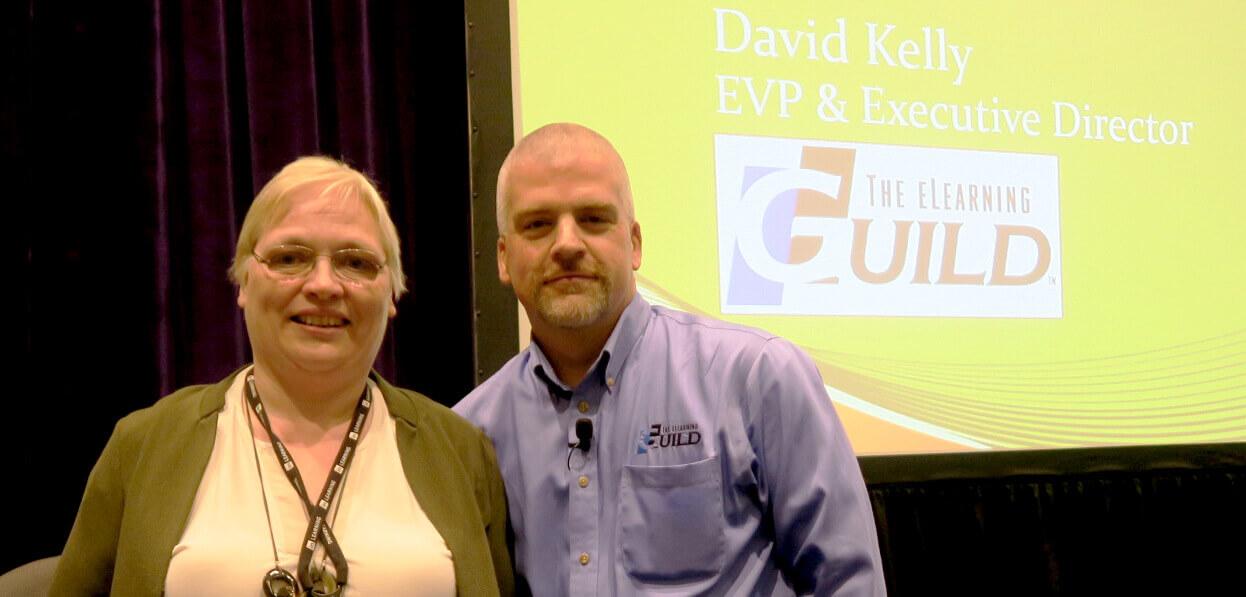 David Kelly en Katrin Naert op ATD 2017