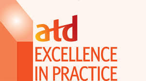 Congratulations! We are pleased to inform you that you have been selected to receive an ATD Excellence in Practice Award 1/2