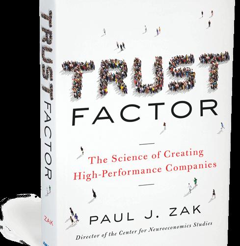 Trust Factor : een neuro-economische kijk op vertrouwen 4/5