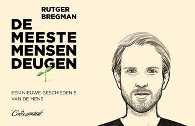 Must Read: 'De meeste mensen deugen' van Rutger Bregmann – ½